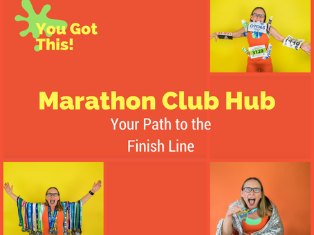 My Marathon is Months Away. Why Should I Start Running?