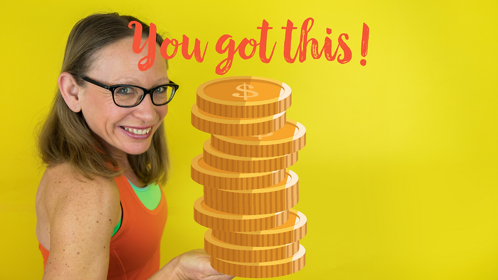 Celebrate your fundraising success.  You got this!