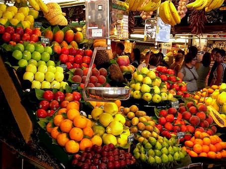 Food for Fitness Tip #8:  ADOPT A MEDITERRANEAN DIET