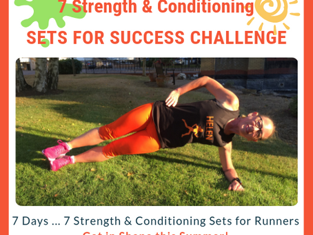 Strength & Conditioning for Running Success