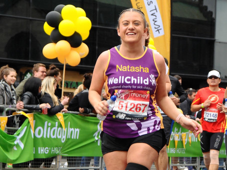 Meet our VLM19 Marathoners #19:  Natasha