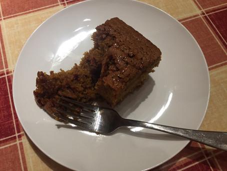 """Beetroot """"Carrot Cake"""""""