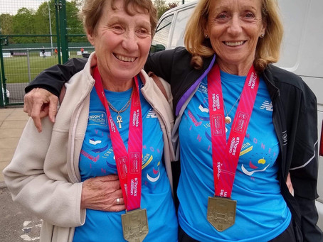 Meet our VLM19 Marathoners #24:  Susan