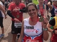 Meet our VLM19 Marathoners #15:  Fiona