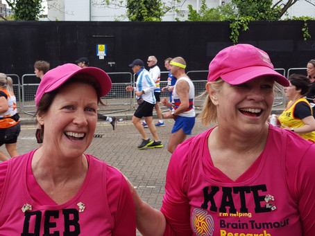 Meet our VLM19 Marathoners #17:  Kathryn