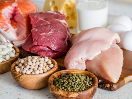 Food for Fitness Tip #5: EAT PROTEIN FOR RECOVERY
