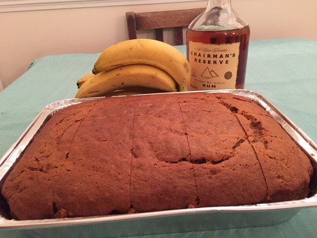 The Ultimate St Lucian Banana Bread