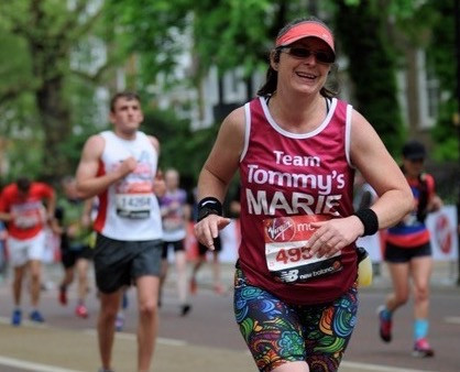Meet our VLM19 Marathoners #9:  Marie