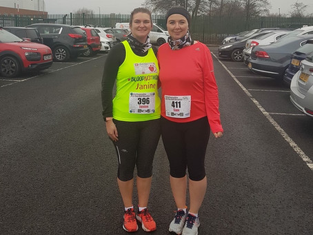 Meet our marathoners #11 Janine