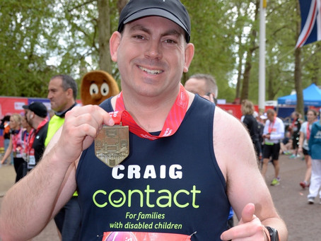 Meet our VLM19 Marathoners #16:  Craig