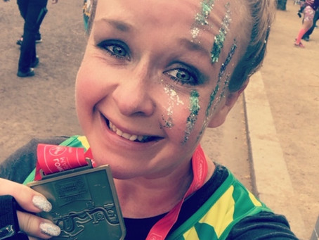 Meet our VLM19 Marathoners #8:  Philippa