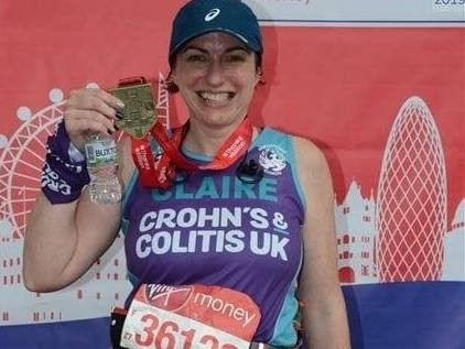 Meet our VLM19 Marathoners #14:  Claire
