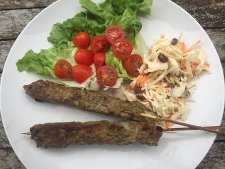 It's Still Summer (I think) Beef Kebabs