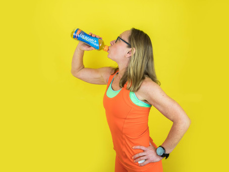 Eat and hydrate right for long run and race day success