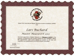 Master Measurer SCI2312 Lars Buchard