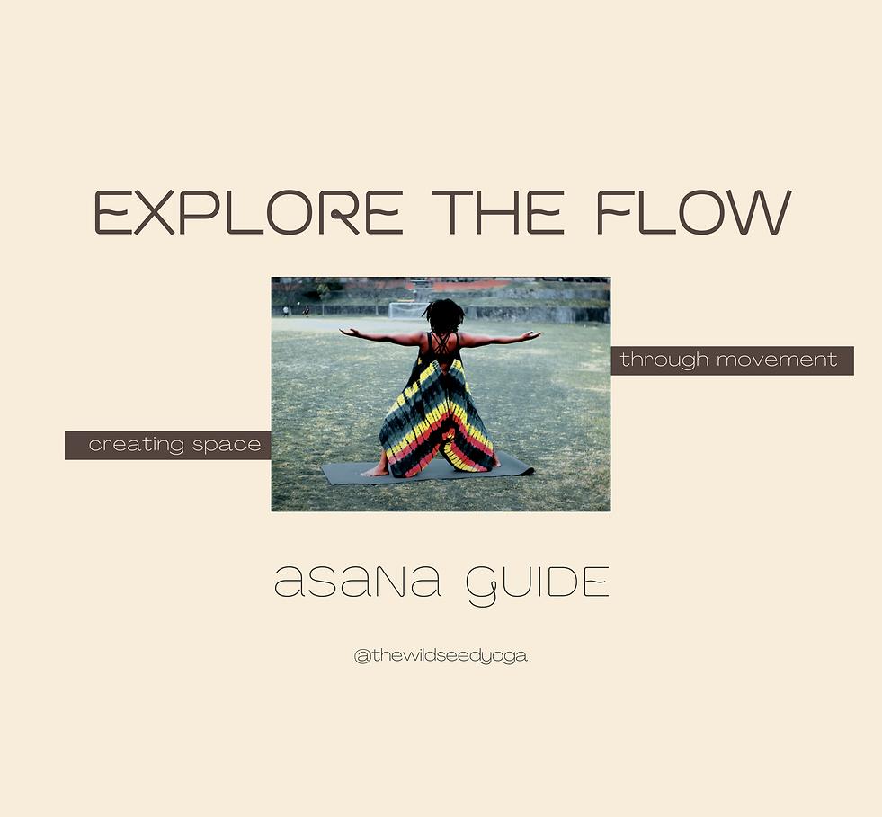 EXPLORE THE FLOW