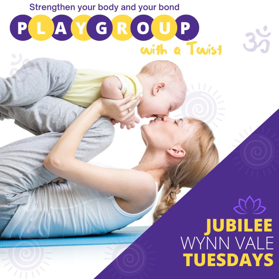 Jubilee Casual Classes Tuesdays $22