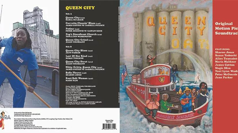Queen city CD