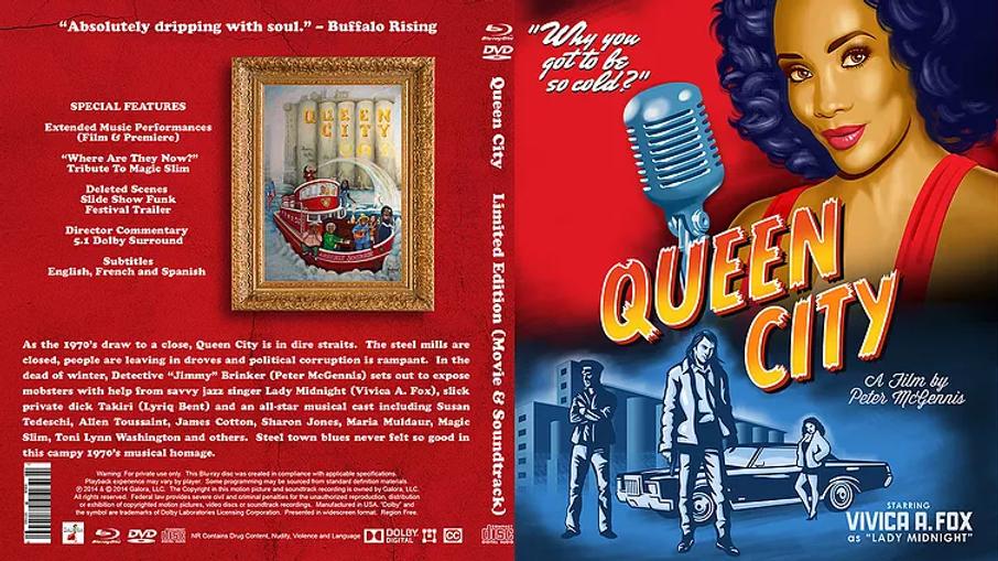 Queen City DVD