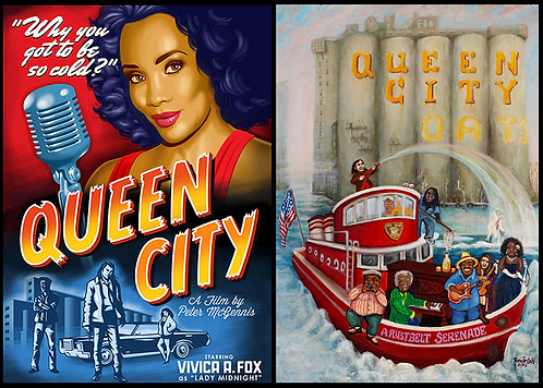 Queen City  Limited Edition (Film, Music, Poster)