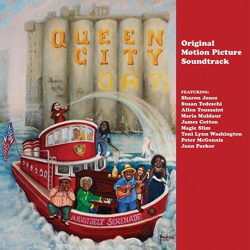 """""""Queen City""""  Original Motion Picture Soundtrack"""