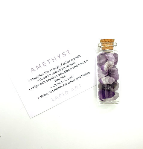 Gemstone Jars