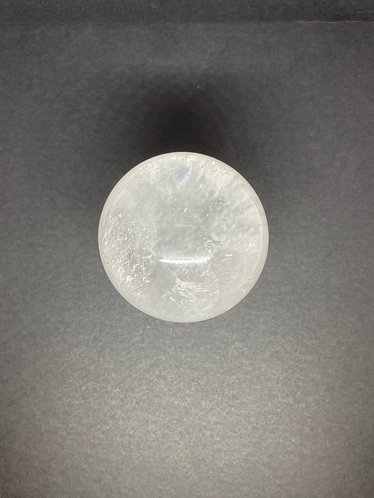 Medium Clear Quartz Orb