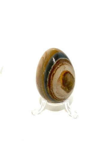Polychrome Jasper Egg