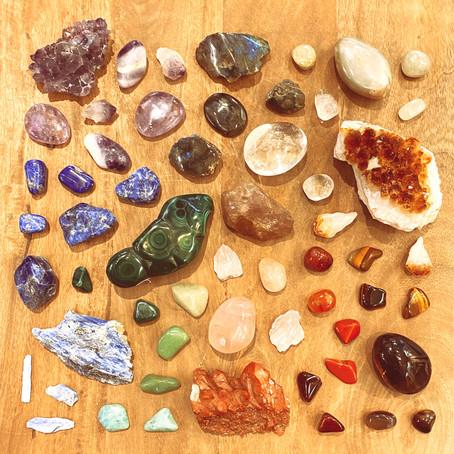 Chakras & Crystals