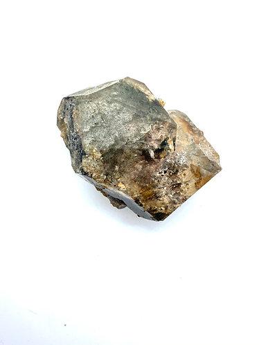 Quartz with mineral inclusion