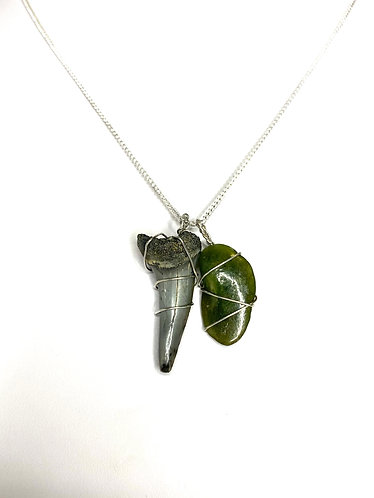 Megalodon Necklace