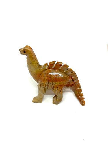 Soapstone Dinosaur