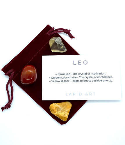 Astrological Gemstone Collections