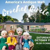 Crochet Circle October 9th