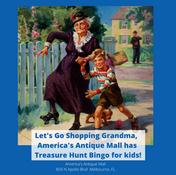 Treasure Hunt Bingo
