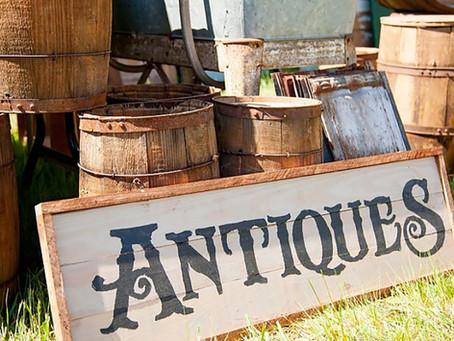 Peddling for Profit: Becoming an Antique Dealer