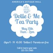 Dollie & Me Tea Party