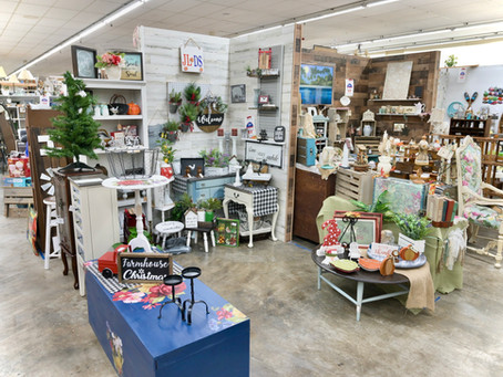 From Beginner to Expert: How to set up your antique booth in 5 simple steps!
