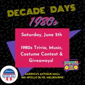 Decade Days 1980s