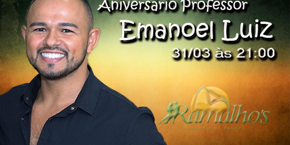 Aniversário Do Professor Emanoel Luiz