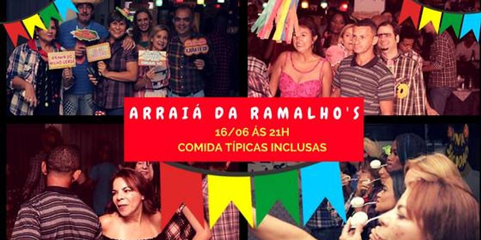 Festa Junina da Academia Ramalho's!