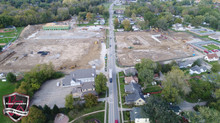 Green St. Corridor Development - Brownsburg, IN