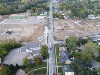 Green St. Corridor Development - Brownsburg, IN