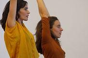 ateliers de yoga paris caroline virginie