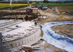Curved Formwork