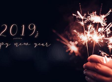 Bonne Année à vous!!!
