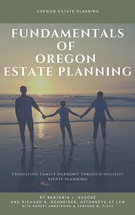 fundamentals of oregon estate planning (