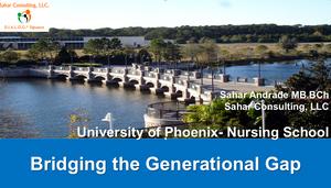 Reinventing & bridging the Generational Gap