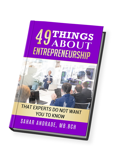 Entrepreneurs startups and small business help book