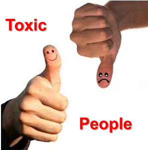 Toxic People Characters